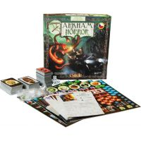 Black Fire Arkham Horror 2