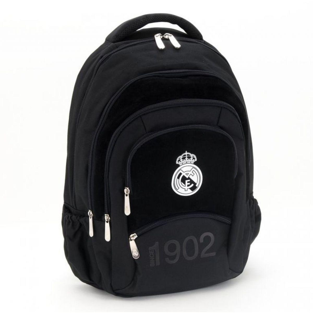 7947687770 Ars Una Školní batoh Real Madrid black