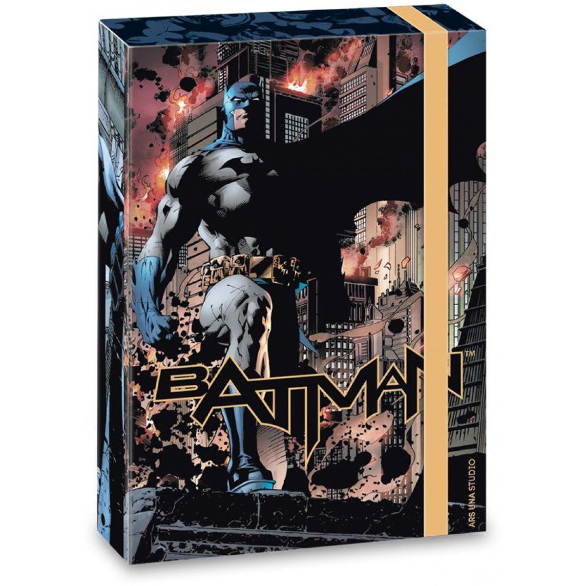 Ars Una Box na sešity Batman A5