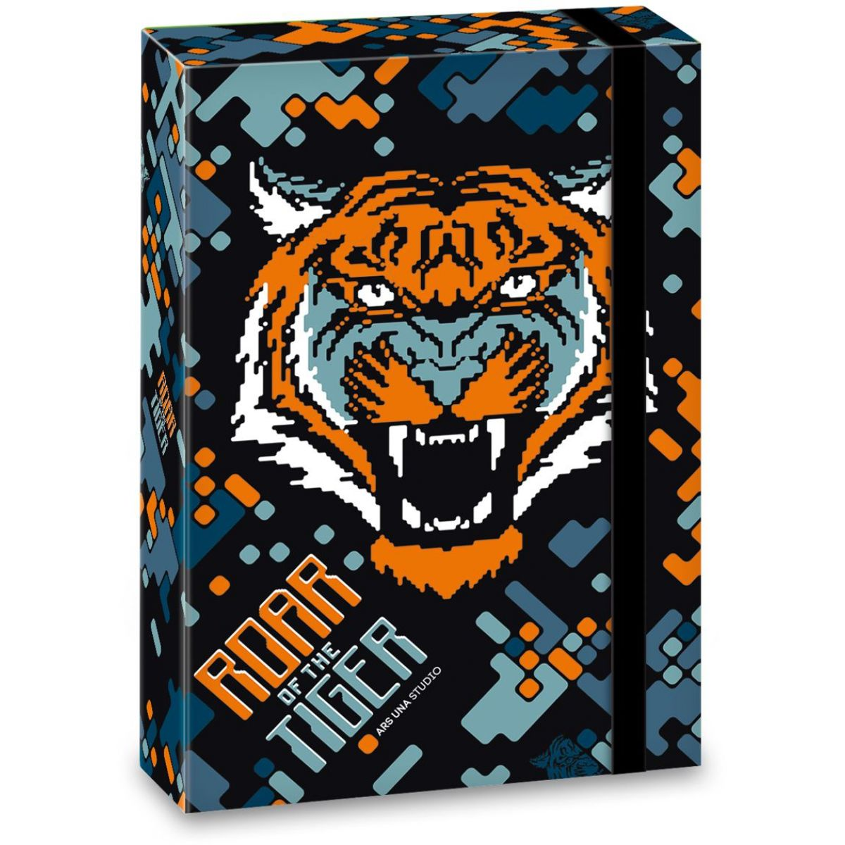 Ars Una Box na sešity Roar of the Tiger A5