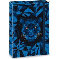Ars Una Box na zošity Černý Panter A5