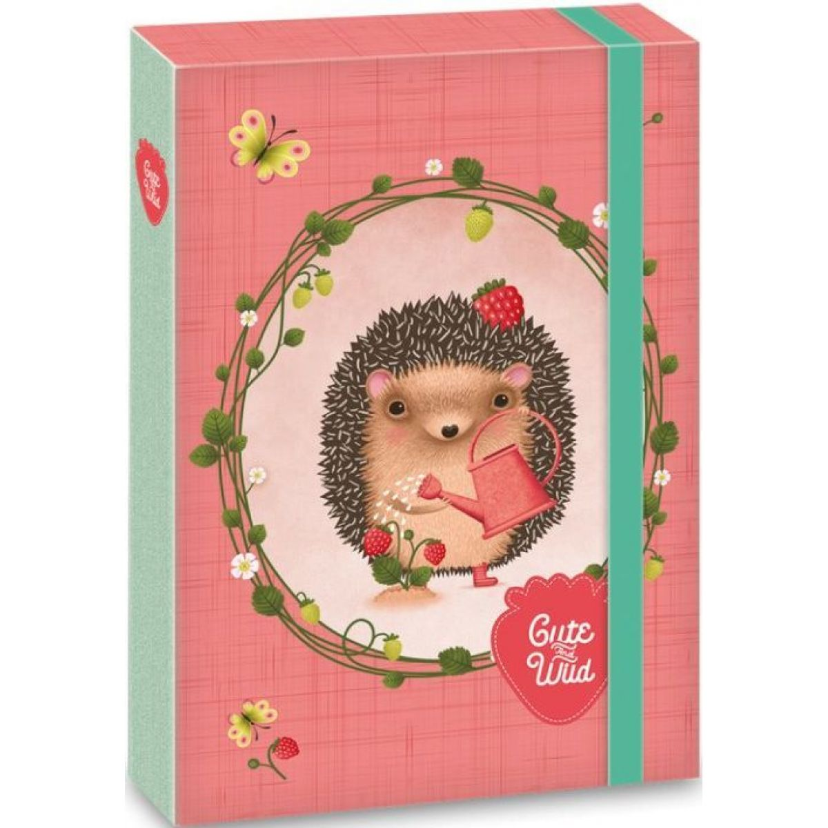 Ars Una Box na sešity Cute and Wild 18 A5