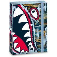 Ars Una Box na sešity Flying Sharks A5