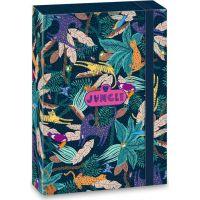 Ars Una Box na zošity Jungle A5