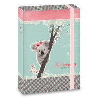 Ars Una Box na sešity Kimmy A4