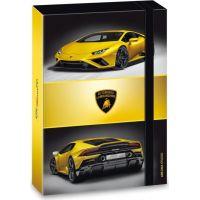 Ars Una Box na zošity Lamborghini Gold A5
