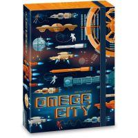 Ars Una Box na sešity Omega City A5