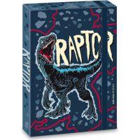 Ars Una Box na zošity Raptor A5