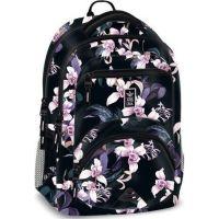 Ars Una Ergonomický školní batoh Orchideje II