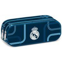 Ars Una Penál Real Madrid oválný 2 zip tmavě modrý