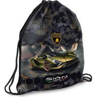 Ars Una Vrecko na prezúvky Lamborghini Gold