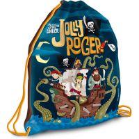 Ars Una Sáček na přezůvky Pirát Jolly Roger
