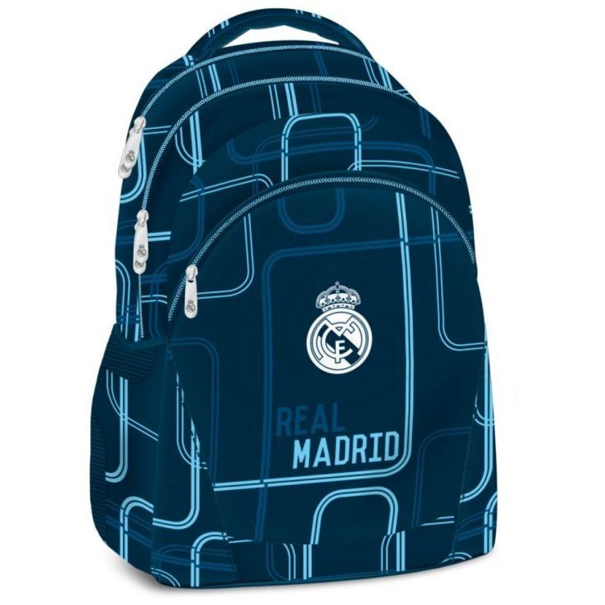 b1161079f67 Ars Una Školní batoh Real Madrid 2017 3 komory