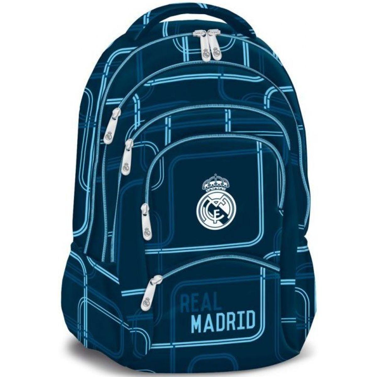 Ars Una Školní batoh Real Madrid 2017