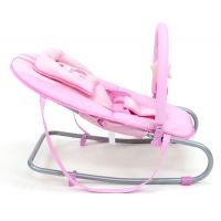 Asalvo Křesílko Baby giraffes pink 3