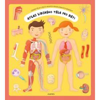 Albatros Atlas lidského těla pro děti