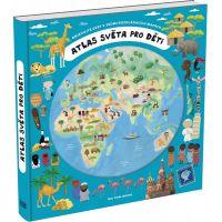 B4u Publishing Atlas světa pro děti