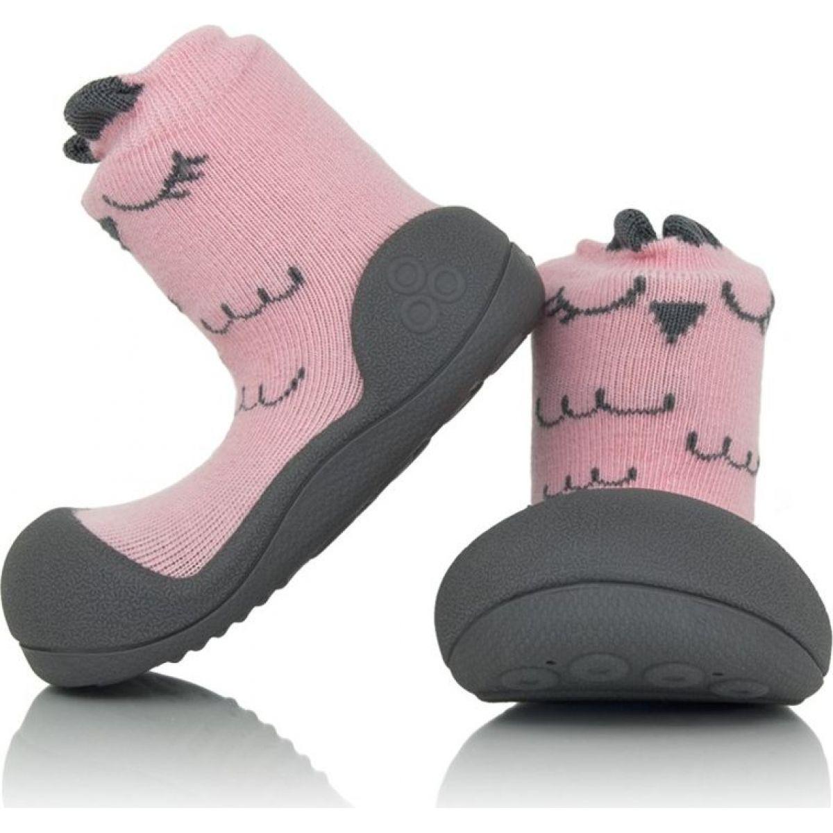 Attipas Botičky Cutie A17C-Pink L