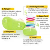 Attipas Sneakers Blue - Euro 22,5 4