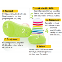 Attipas Sneakers Gray - Euro 19 4