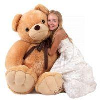 Aurora Plyšový Medvěd velký 125 cm