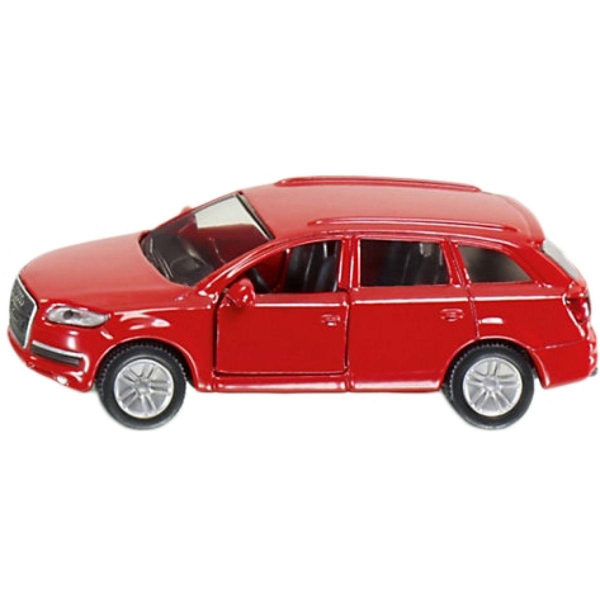 Siku 1429 Autíčko Audi Q7 - Červená