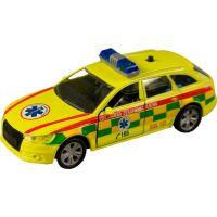 Made Auto City Collection SK 11 cm pullback Záchranná zdravotná služba