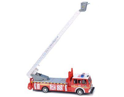 Auto hasiči na baterie se zvukem