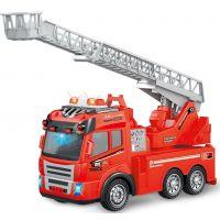 Made Auto hasičské na dálkové ovládání se žebříkem 4-kanál