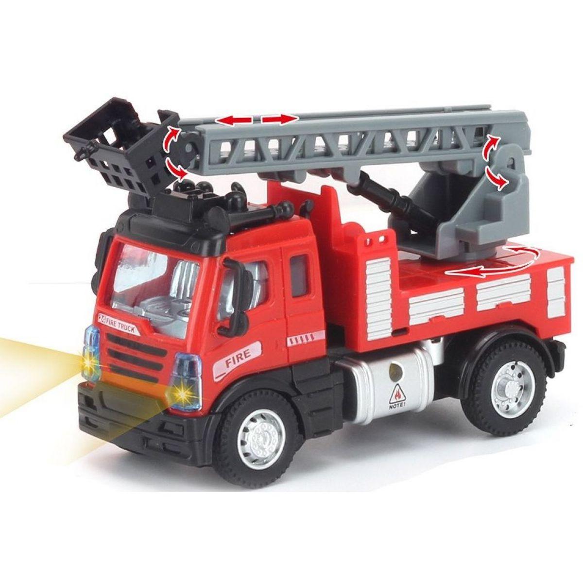 Made Auto hasičské na dálkové ovládání