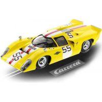 Carrera Auto k autodráze D124 Lola T70 MKIIIb No.55
