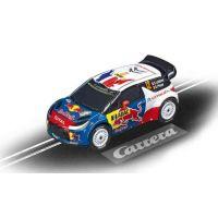 Carrera Auto k autodráze Carrera GO 64155 Citroën DS3 WRC St.Lefebvre