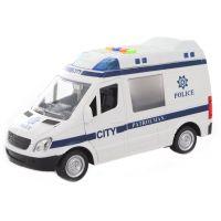 Auto policie dodávka 62601