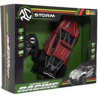 Auto RC Sport červené 33 cm 2,4 GHz s dobíjacím packom 6