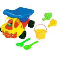 Toy Auto sklápěcí s pískovinou