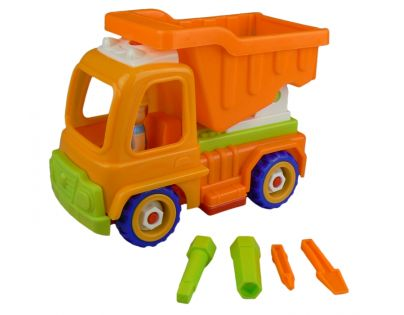 Auto sklápěcí šroubovací - Oranžová