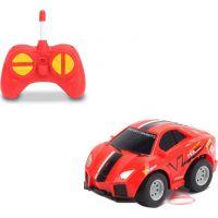 Auto sportovní červené RC 1:43