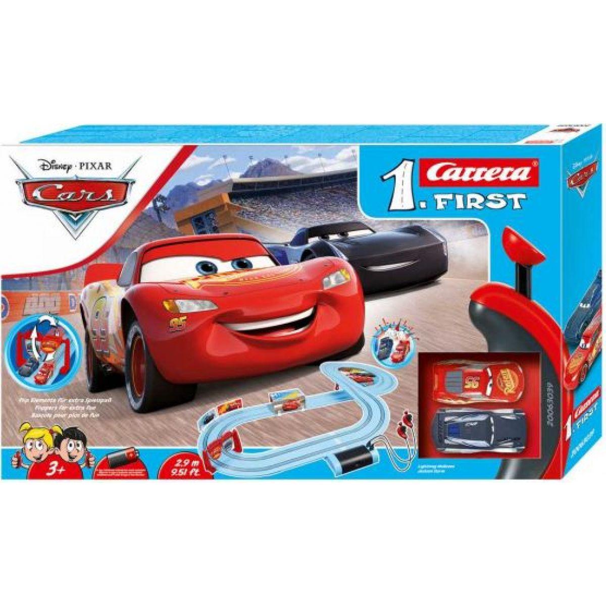 Autodráha Carrera First Cars Piston Cup