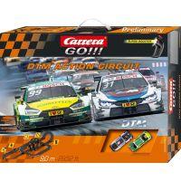 Autodráha Carrera GO DTM Action Circuit