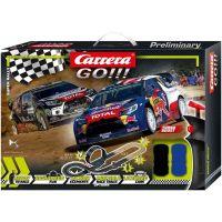 Carrera Autodráha Carrera GO Super Rally