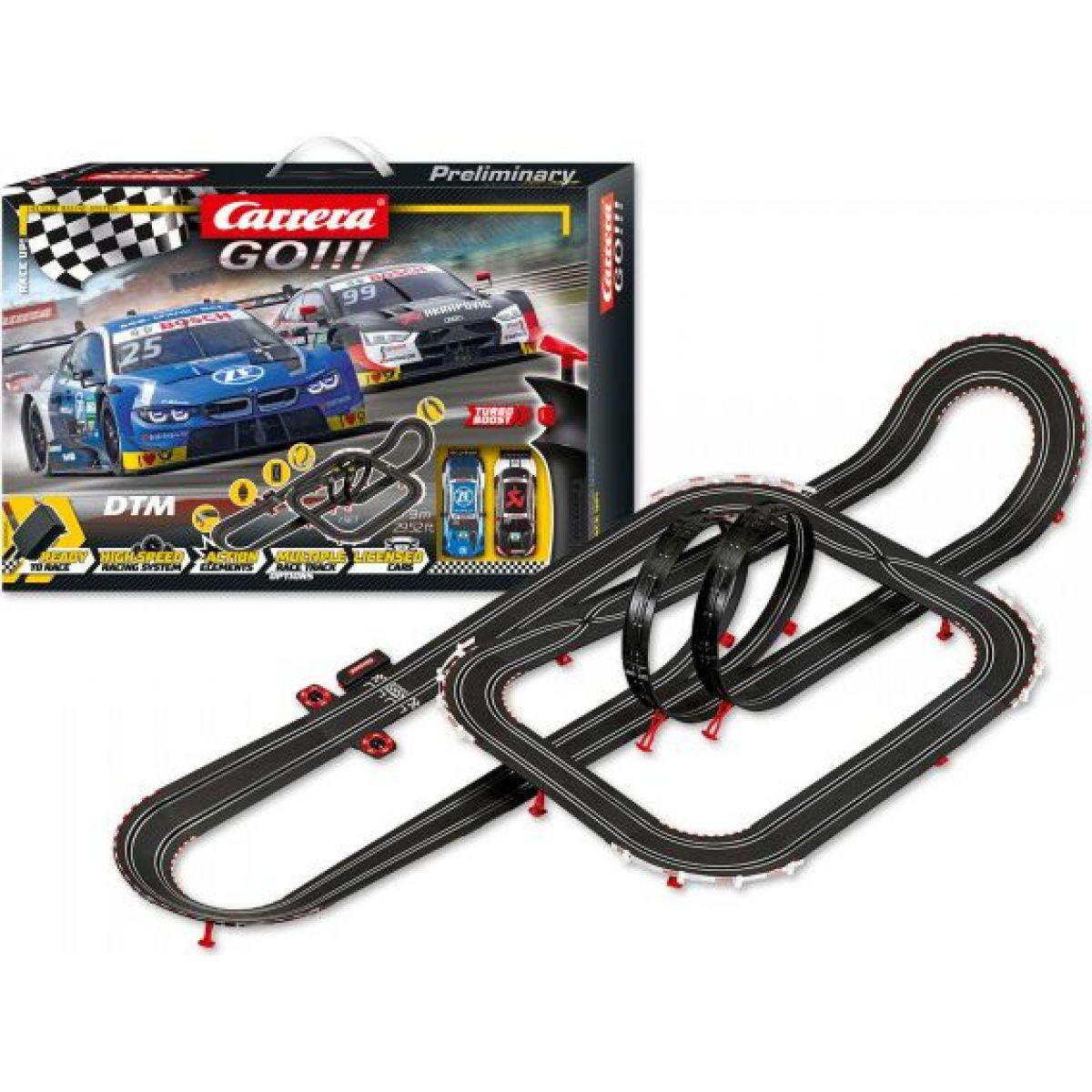 Autodráha Carrera GO Race Up!