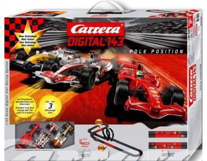 Autodráha Carrera DIGITAL Pole Position