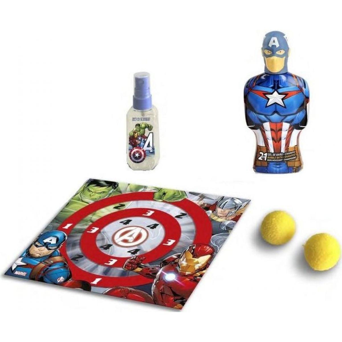 Avengers darčeková sada Captain America