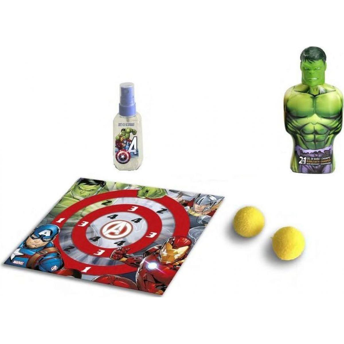 Avengers darčeková sada Hulk