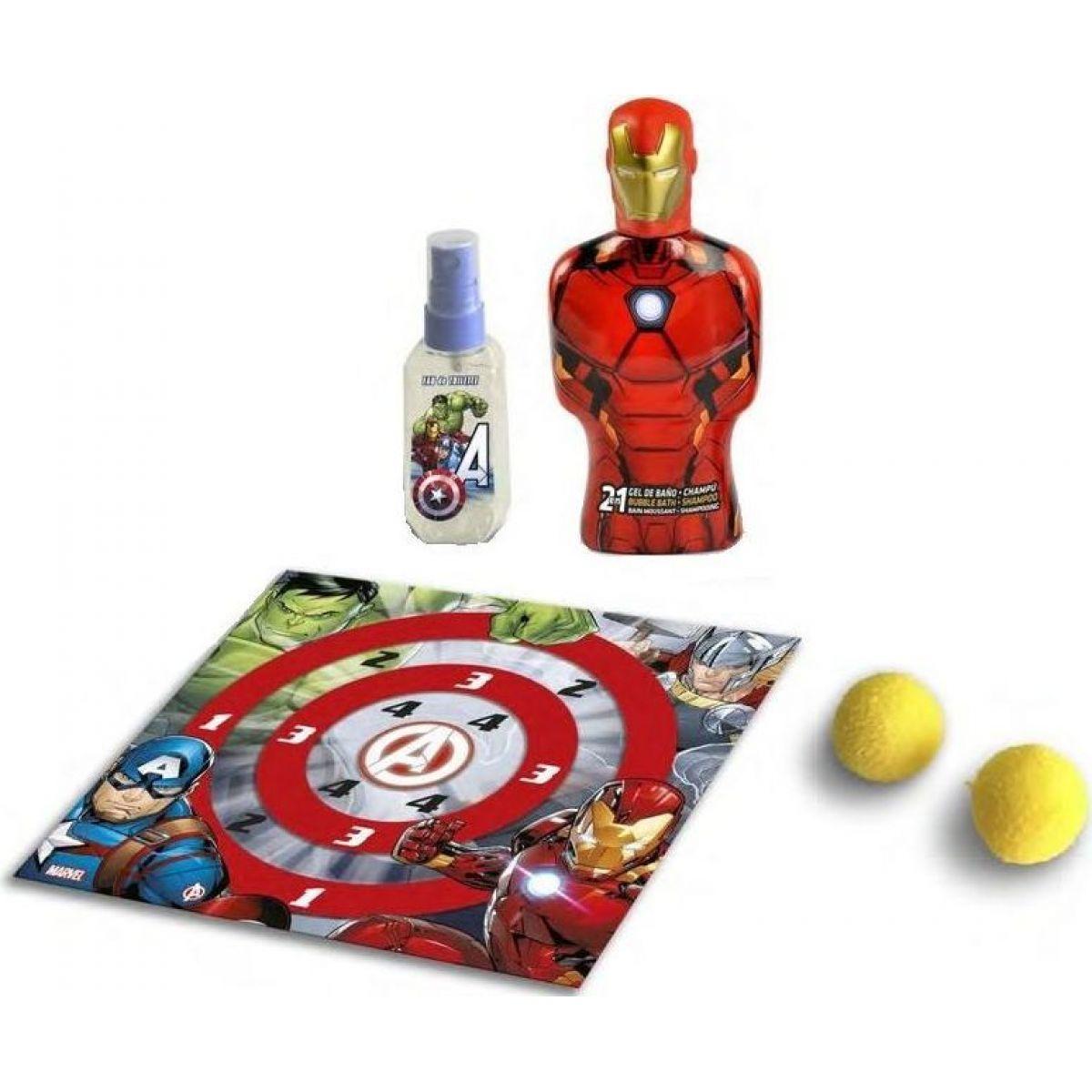 Avengers darčeková sada Iron Man