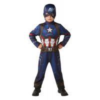 Rubie's Avengers Infinity War Captain America Deluxe kostým s maskou velikost M