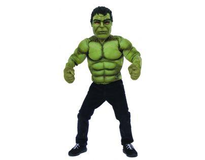 Rubie's Avengers Infinity War Hulk kostým triko s vypchávkami a maska