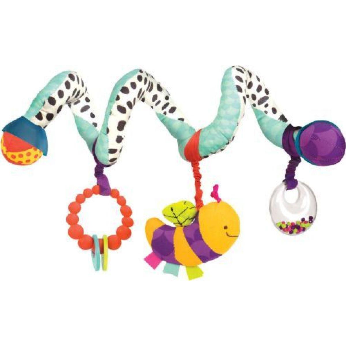 B. Toys Spirála na kočárek Wiggle Wrap
