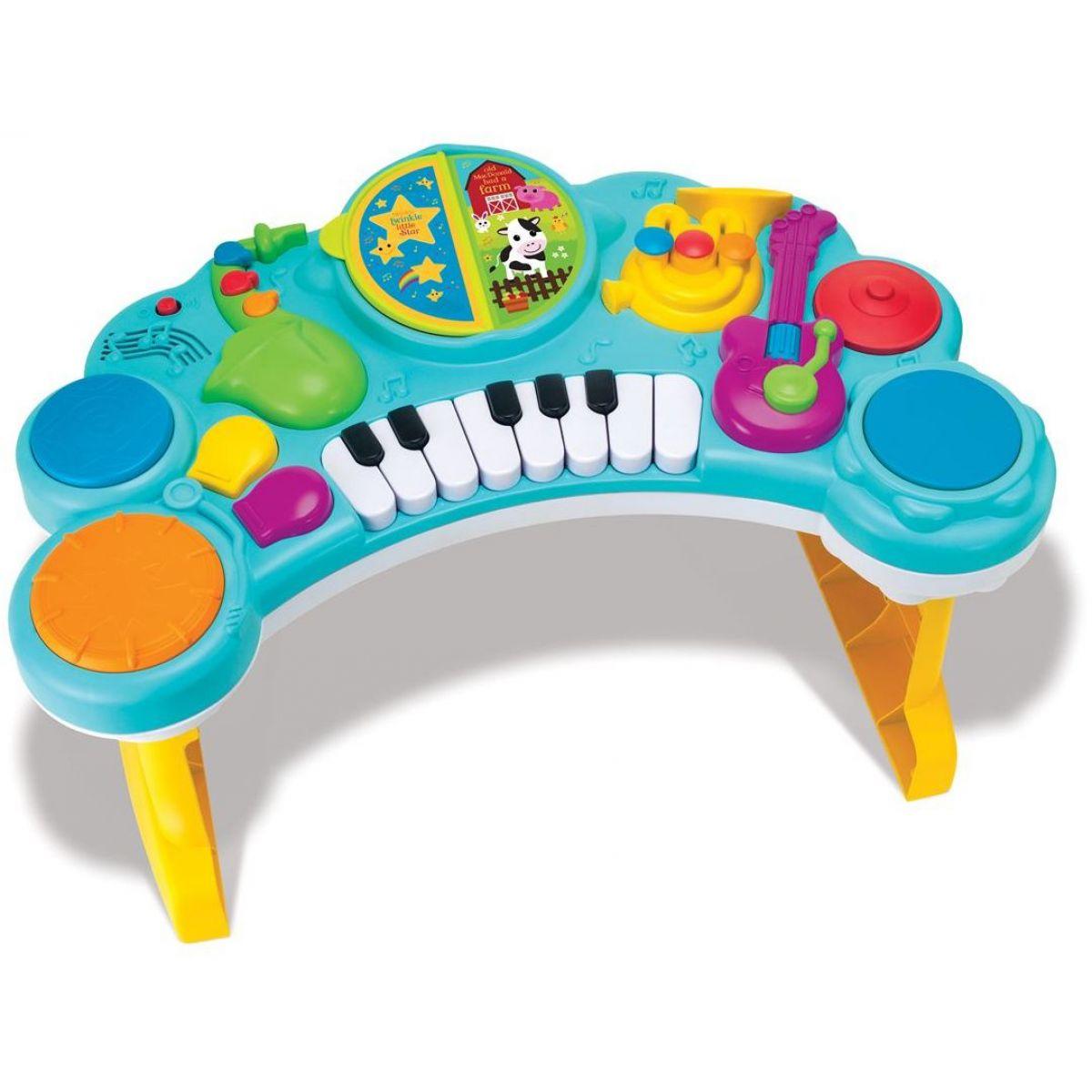 B kids Hudební pult Music Combo modrý