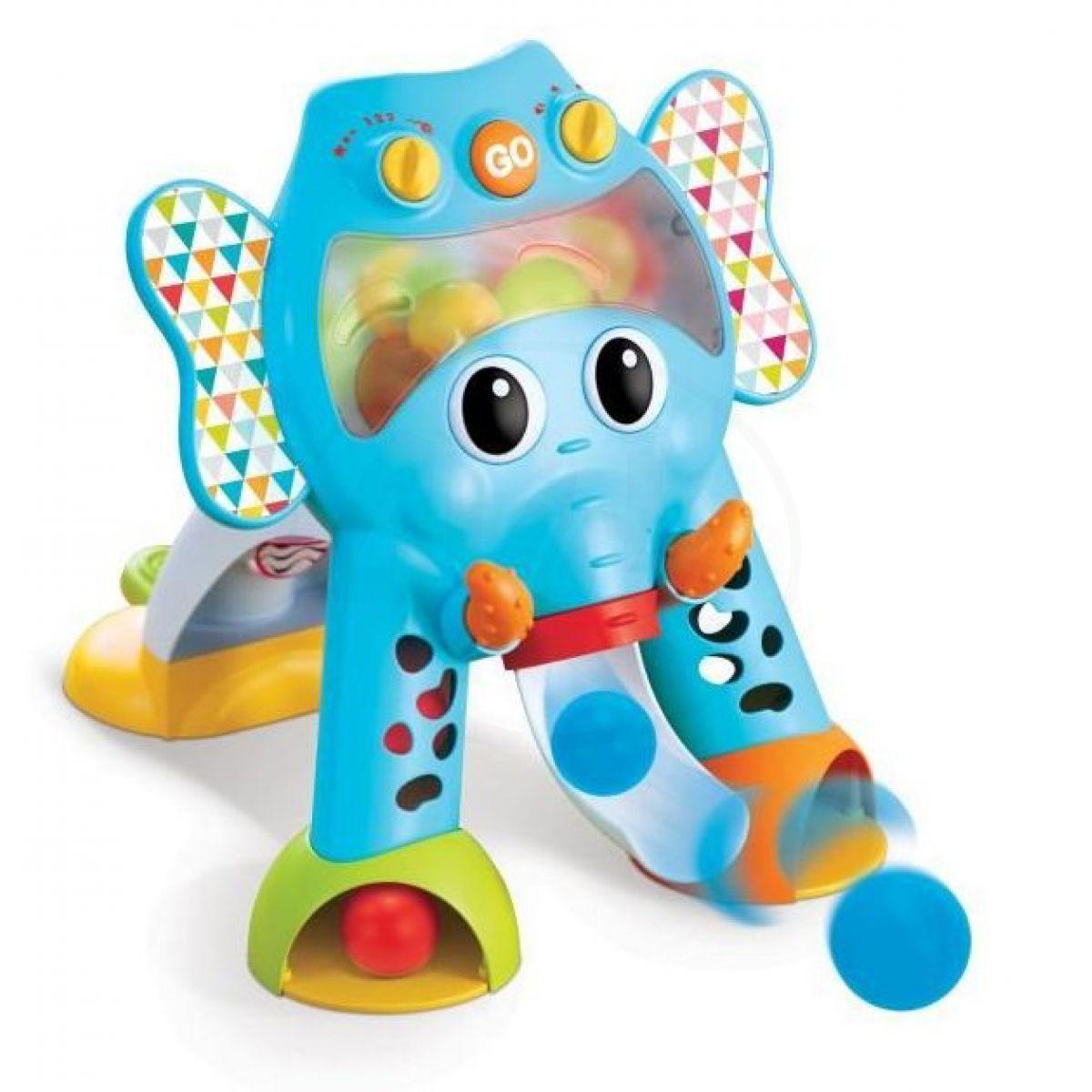 B kids Senzorický slon Activity